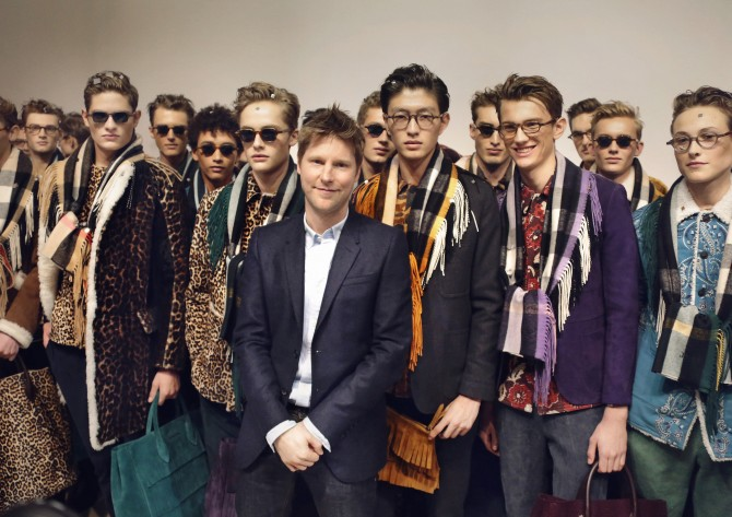 Backstage at the Burberry Prorsum Menswear Autumn_Winter 2015 Sho_003
